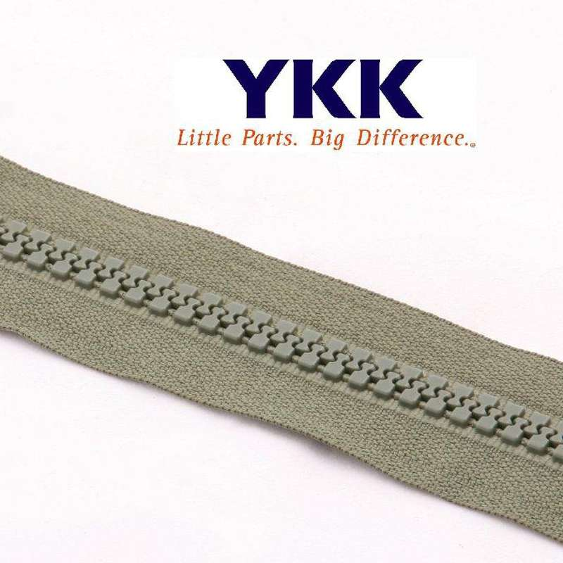 Ykk Zip Chain Chunky Alpha Universal Home Of Quality